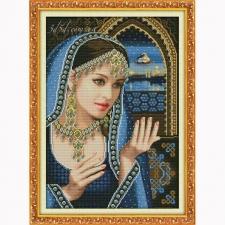 """Набор алмазной мозаики """"Восточная принцесса"""""""