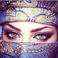 """Набор алмазной мозаики """"Красивые глаза"""""""