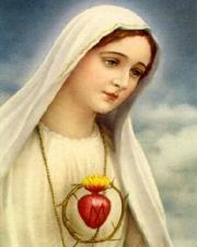 """Набор алмазной мозаики """"Сердце Марии"""""""