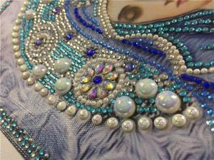 """Набор алмазной мозаики """"Умиление"""""""