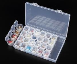 Органайзер контейнер для камней