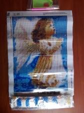 """Набор алмазной вышивки """"Молитва ангелочка"""""""