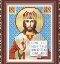 """Набор алмазной мозаики """"Икона Господь Вседержитель"""""""