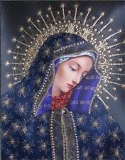 """Набор алмазной мозаики """"Дева Мария"""""""