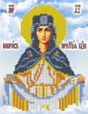 """Набор алмазной мозаики """"Икона Покров Пресвятой Богородицы"""""""
