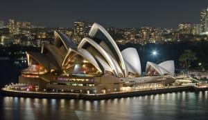 """Набор алмазной мозаики """"Сидней. Оперный театр"""""""