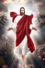 """Набор алмазной мозаики """"Иисус Христос"""""""