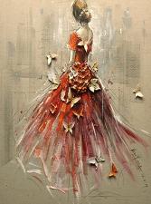 """Набор алмазной вышивки """"Танец души"""""""
