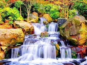 """Набор алмазной мозаики """"Водопад. Пейзаж"""""""