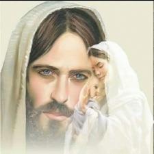 """Набор алмазной мозаики """"Воспоминания Иисуса"""""""