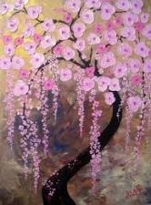 """Набор алмазной вышивки """"Дерево в цвету"""""""