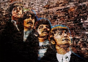 """Набор алмазной мозаики """"Битлз (The Beatles)"""""""