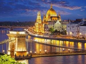 "Набор алмазной вышивки ""Будапешт"""
