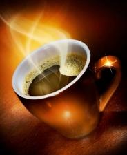 """Набор алмазной мозаики """"Быстрый кофе"""""""