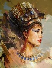 """Набор алмазной мозаики """"Египет. Клеопатра"""""""