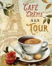 """Набор алмазной мозаики """"Кофе для путешественника"""""""