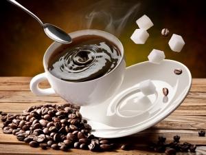 """Набор алмазной вышивки """"Кофе с сахаром"""""""