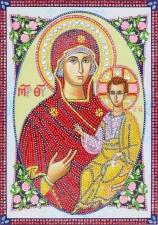 """Набор алмазной мозаики """"Мария с Иисусом"""""""