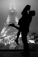 """Набор алмазной вышивки """"Медовый месяц в Париже"""""""
