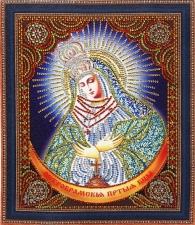 """Набор алмазной вышивки """"Остробрамская Пресвятая Богородица"""""""