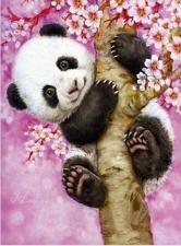 """Набор алмазной вышивки """"Панда на дереве"""""""