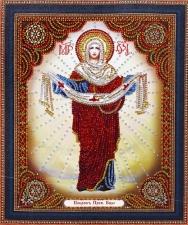 """Набор алмазной вышивки """"Покров Пресвятой Богородица"""""""
