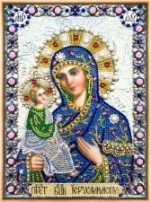 """Набор алмазной мозаики """"Пресвятая Богородица Иерусалимская"""""""