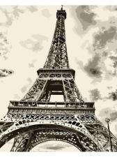 """Набор алмазной вышивки """"Величественная Эйфелева башня"""""""