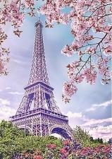 """Набор алмазной вышивки """"Весенний Париж"""""""