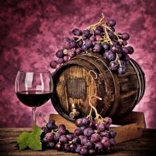"""Набор алмазной вышивки """"Виноград - символ плодородия и изобилия"""""""