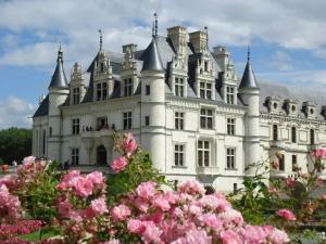 """Набор алмазной вышивки """"Замок в долине Луары. Франция"""""""